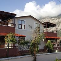 Villa 4 Mevsim Apartment, отель в Бельдиби