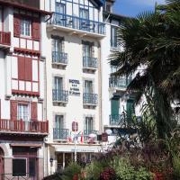 Hotel Le Relais Saint-Jacques, hôtel à Saint-Jean-de-Luz