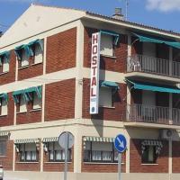 Hostal Rodes, hotel en Mequinenza
