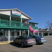 Motel Gatineau, hotel near Executive Gatineau-Ottawa Airport - YND, Gatineau