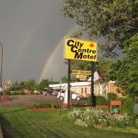 City Centre Motel, отель в городе Суифт-Каррент