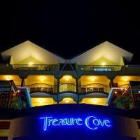 Treasure Cove Hotel & Restaurant, hotel in Bel Ombre