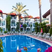 Mitos Apartments, отель в Мармарисе