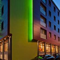 Hotel Wartburg, hotel in Stuttgart-Mitte, Stuttgart