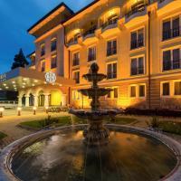Strimon Garden Medical SPA Hotel, hotel in Kyustendil