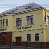 Penzion Pod Zámkem, hotel v destinaci Vizovice