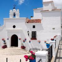 La Casa de la Iglesia, hotel in Mijas