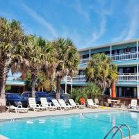 Oceaneer Motel, hotel in Carolina Beach