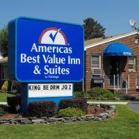 Americas Best Value Inn Chincoteague, hotel i Chincoteague