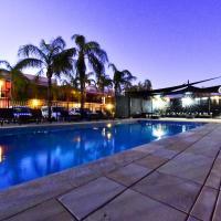 Diplomat Motel Alice Springs, hotel em Alice Springs