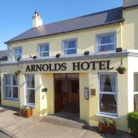 Arnolds Hotel & Riding Stables, hotel in Dunfanaghy