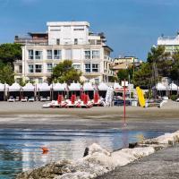 Hotel Petit Palais, hotel en Lido de Venecia