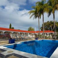 Tuncurry Beach Motel, hotel in Tuncurry