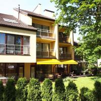 Pušynas Apartments, viešbutis Juodkrantėje