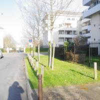 Residences les roseaux, hôtel à Lognes