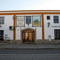 Hostal la Encina, hotel en El Real de la Jara