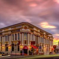 The County Hotel, hotel in Napier