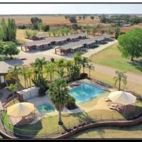 Hilltop Resort, hotel in Swan Hill