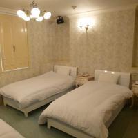 Hotel Sha La La, hotel in Okinawa City