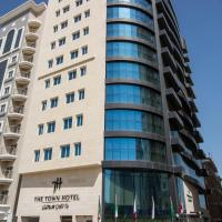 The Town Hotel Doha, hotel in Doha