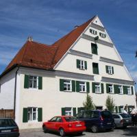 Gasthof Adler, отель в городе Цусмарсхаузен