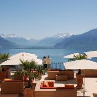 Le Mirador Resort & Spa, hôtel à Vevey