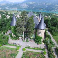 Chateau De Picomtal, hotel in Crots