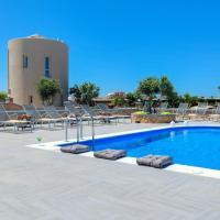 Monolithia by Blue Cocoons, hotel in zona Aeroporto Internazionale di Santorini - JTR, Kamari