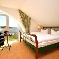 Hotel Nautilus, отель в городе Путбус