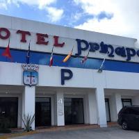 Hotel del Principado Tijuana Aeropuerto, hotel cerca de Aeropuerto internacional de Tijuana - TIJ, Tijuana
