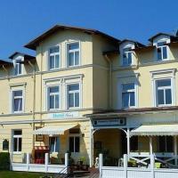 Hotel Koos, отель в городе Путбус