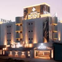 Hotel Plant Garden Resort (Adult Only), отель в городе Toyokawa