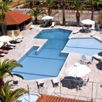 Klonos Anna, hotel din Aegina