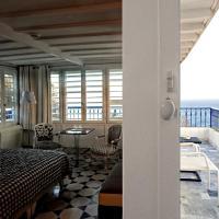 La Villa Bleue, отель в Сиди-Бу-Саиде
