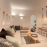 Aspries Suites, hotel in Piso Livadi