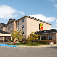 Super 8 by Wyndham Barrie, hotel in Barrie
