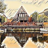 Isleham River Lodge, hotel in Isleham