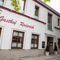Gasthof Roderich Hotel, отель в городе Langenzersdorf