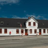 Skjoldbjerg Garnihotel, hotel i Vorbasse