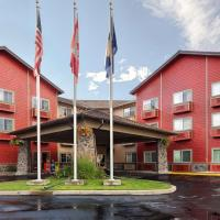 Best Western Rocky Mountain Lodge, hotel in Whitefish