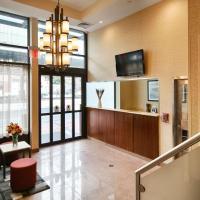 Best Western PLUS Arena Hotel, hotel sa Brooklyn
