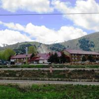 Best Western Landmark Inn, hotel in Park City