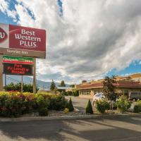 Best Western Plus Sunrise Inn, hotel in Osoyoos