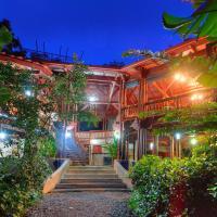 Playa Nicuesa Rainforest Eco Sanctuary, hotel in Golfito