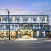 Belmercer Motel, hotel em Geelong