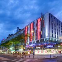 IntercityHotel Wien: Viyana'da bir otel