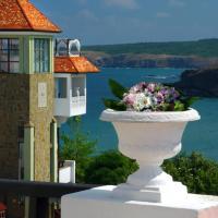 Bella Vista Beach Club - All Inclusive, hotel in Sinemorets