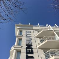 Residence Ten Suite, hotell i Rimini