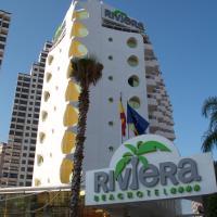 Riviera Beachotel - Adults Only, hôtel à Benidorm