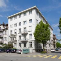 Hotel Alpha, отель в Люцерне